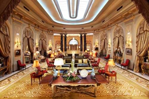 Lobby Hotel Palace GL Barcelona