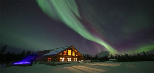 Vakantiehuis in Canada voor Noorderlicht