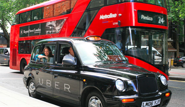 Sorry Cabbie, Hello Uber! (how People Are Moving Away From