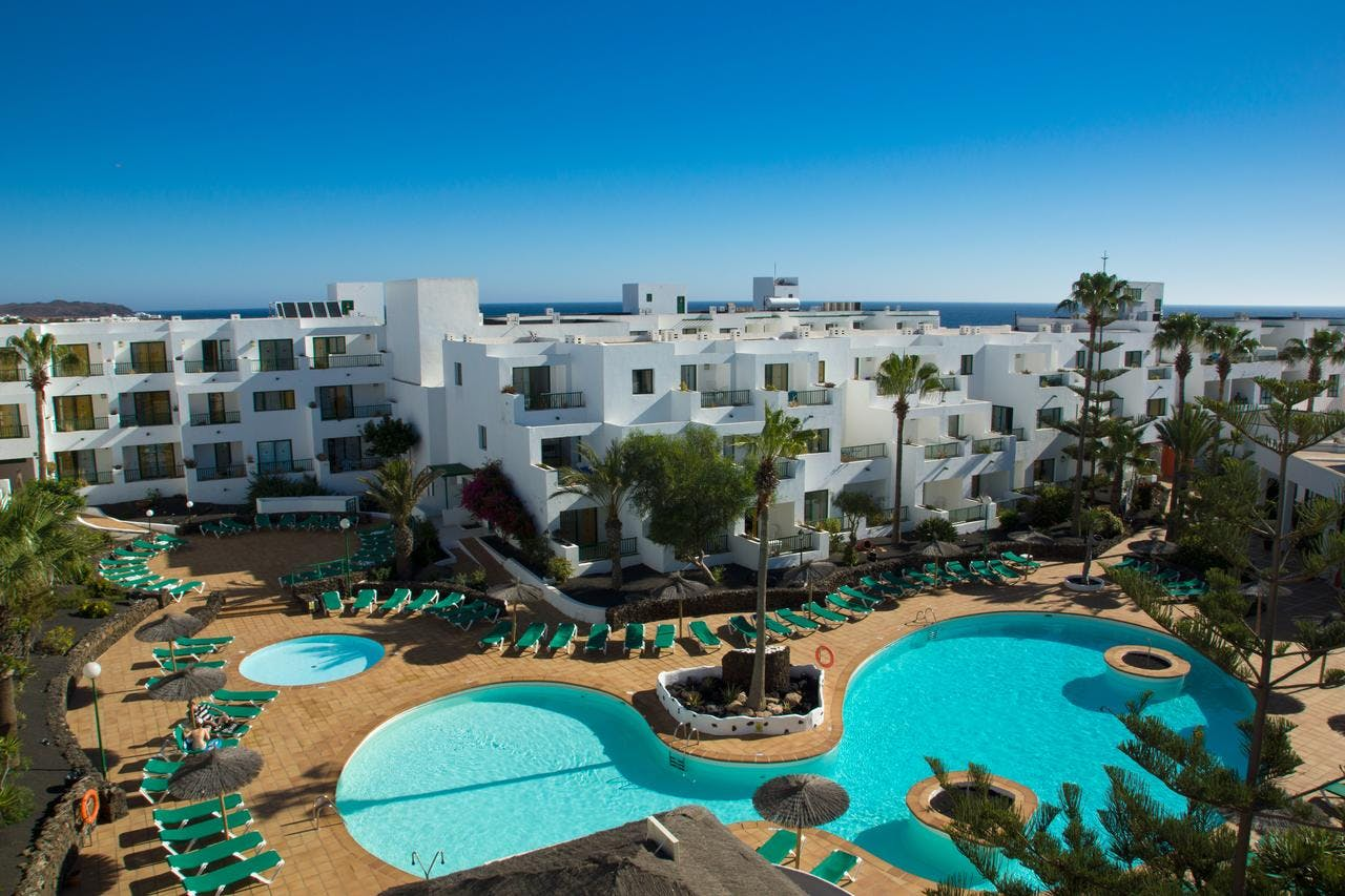 Galeon Playa Apartments Lanzarote Norwegian Holidays