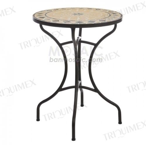 Round Garden Bistro Table