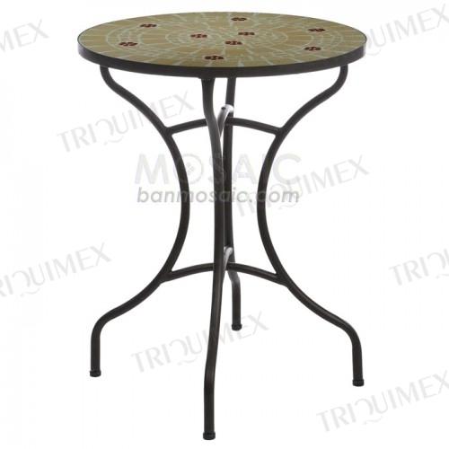 Wrought Iron Table for Garden Coffee Shops
