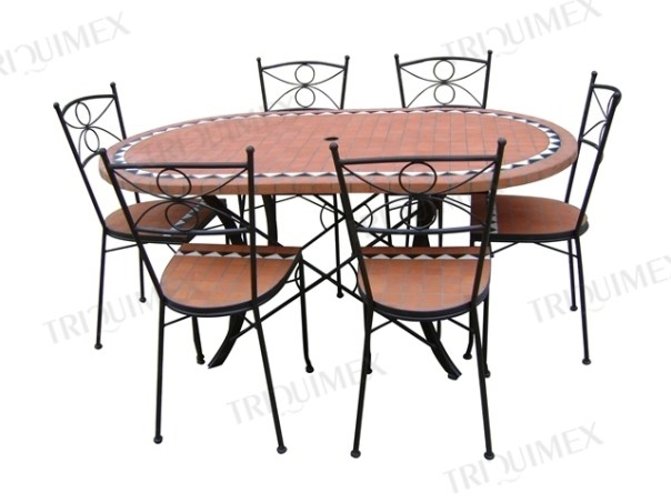 4 Benefits of Wrought Iron Furniture