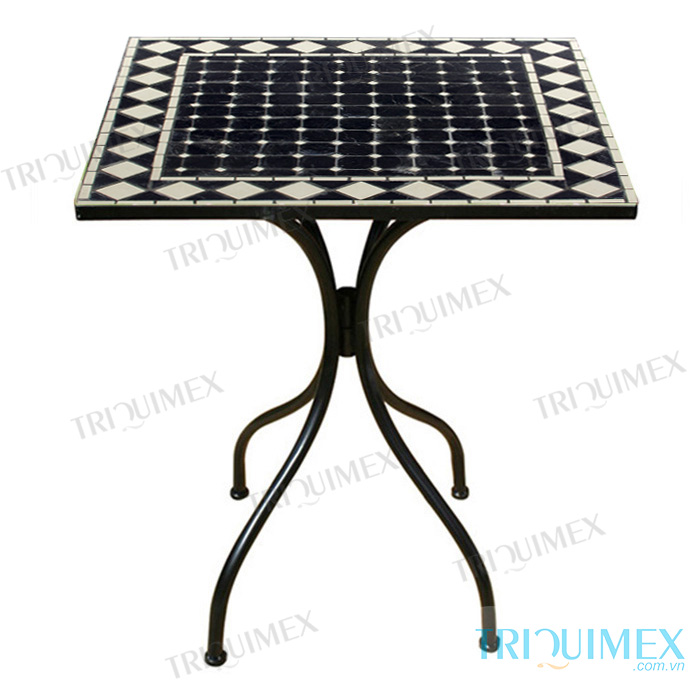 Square-Mosaic-Table-with-Wrought-Iron-Base-2