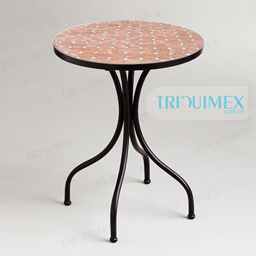 Round-mosaic-table-with-artistic-iron-frame-base