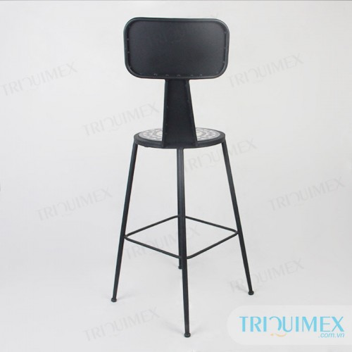 Aesthetic-iron-bar-chair-with-mosatic-seat (3)