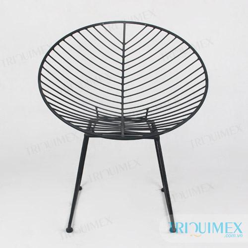 powder-coated-iron-fishbone-chair (2)