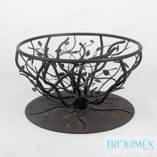 wrought-iron-round-table-with-tempered-glass-top (3)