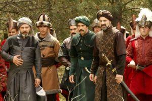 Scena iz serije Sulejman Veličanstveni