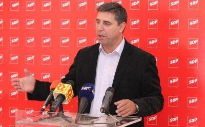 Franko Vidović napušta Gradsko Vijeće Šibenika: 'HDZ uporno saziva sjednice vijeća onda kad sam ja u Saboru'