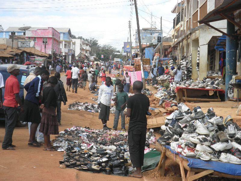 Songea-glavna trgovačka ulica