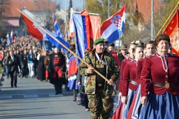 Kolona sjećanja - Vukovar