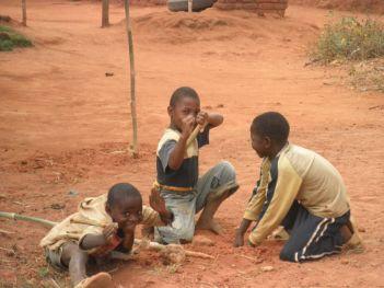 Zaigrana dječica