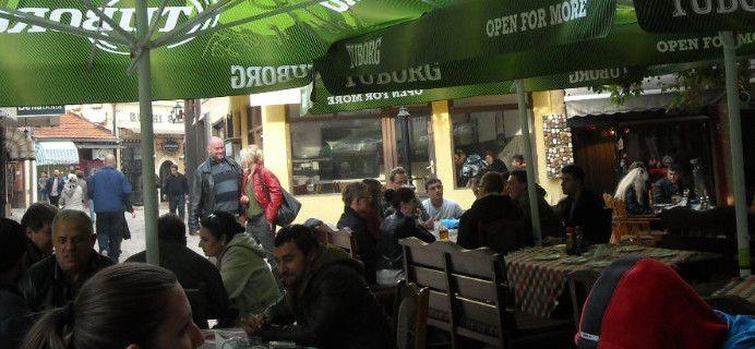 Makedonska hrana brzo puni terase