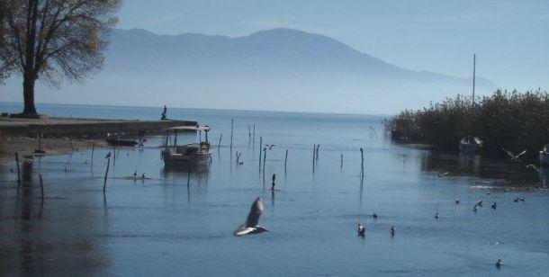 Ohridsko jezero - neobičan mir