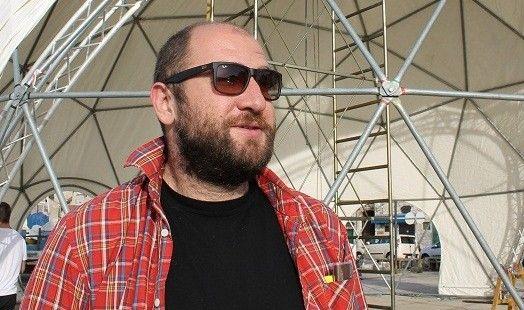 Hrvoje Jelković ispred pozornice u Docu (Foto: Hrvoslav Pavić)