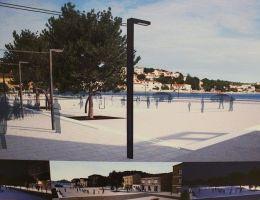 Idejni projekt uređenja Rudine i Obale Sv. Martina