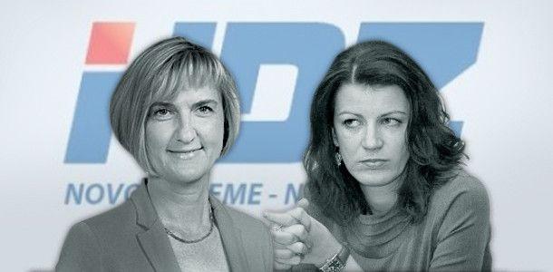 """Josipa Rimac """"puca"""" na zastupnički mandat Branke Juričev Martinčev(?!)"""