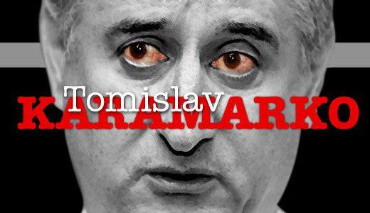 Portret tjedna: Tomislav Karamarko, natrag u prošlost!