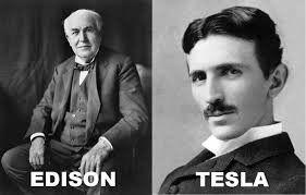 Edison i Tesla