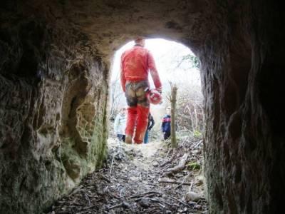Speleolozi šibenskog HGSS-a istražili podzemlje u Velićima