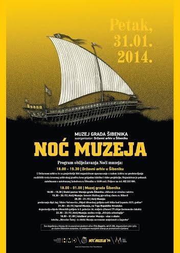 Noć muzeja - dizajn: Ante Filipović Grčić