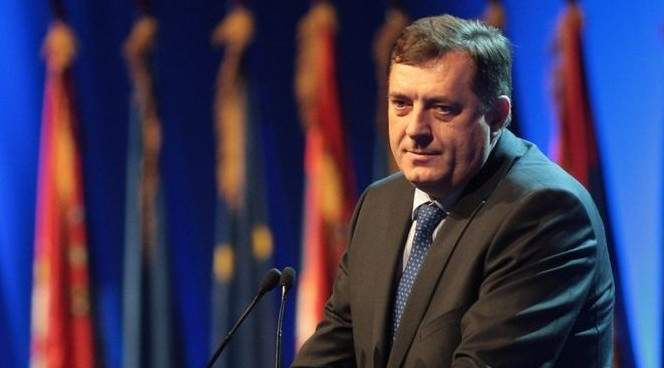 Milorad Dodik iz tzv. Republike Srpske (foto: Wikipedia)