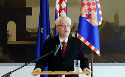 Predsjednik Josipović raspisao izbore za Europski parlament