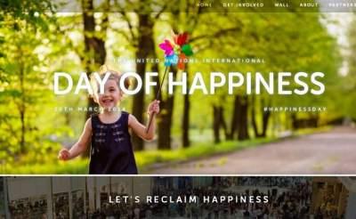 Dragi čitatelji, sretan Vam Međunarodni dan sreće – 20. ožujka