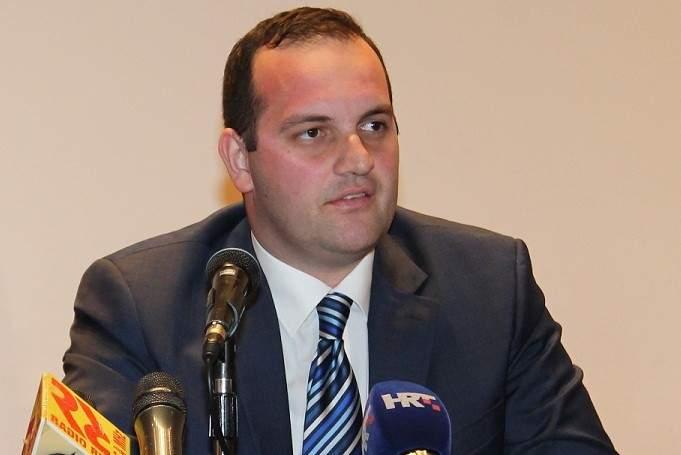 Predsjednik ŽO SDP-a Ivan Klarin (Foto: H. Pavić)
