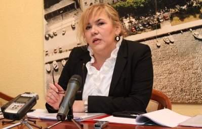 Ljubica Šinkić Selman, predsjednica Općinskog vijeća Općine Pirovac s Nezavisne liste Loza (Foto: H.Pavić)
