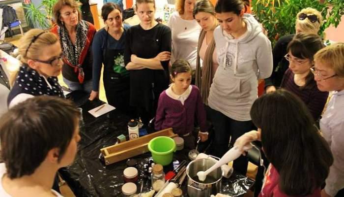 Kako nabaviti sapun bez da se ode u šoping-centar? (foto facebook NP Krka)