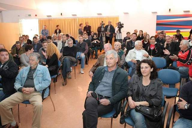 Tribina Društva 'Juraj Dalmatinac' u Knjižnici (Foto Hrvoslav Pavić) (2)