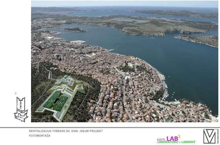 Šibeniku 41 milijun kuna za tvrđavu sv. Ivana