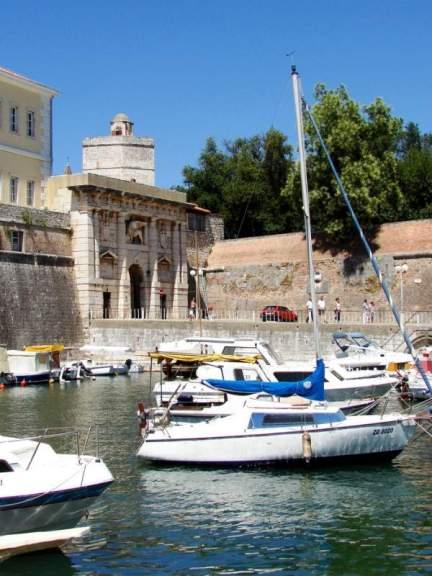Zadarska foša (foto TZ Grada Zadra)