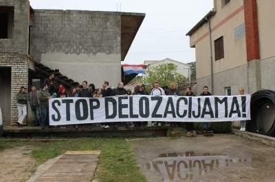 Pobjeda živog zida u Šibeniku: Deložacija odgođena za šest mjeseci