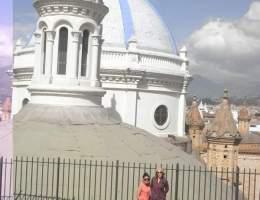 Kupola katedrale u Cuenci