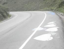 Bijela i plava srca za stradale u prometu