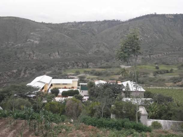 Misijski centar u Qyacotu