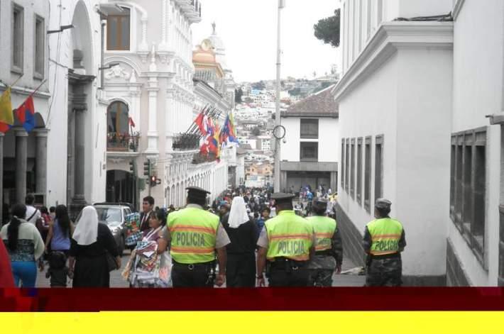 Policijske patrole na ulicama glavnog grada