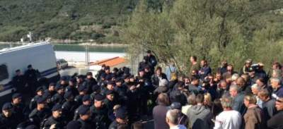 Prosvjed-Lamjana- foto HRT