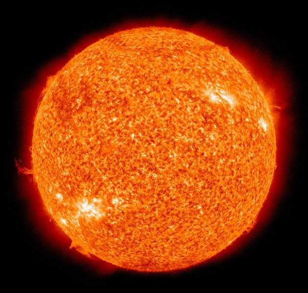 Sunce - izvor života, pa i pogonskog goriva za avione
