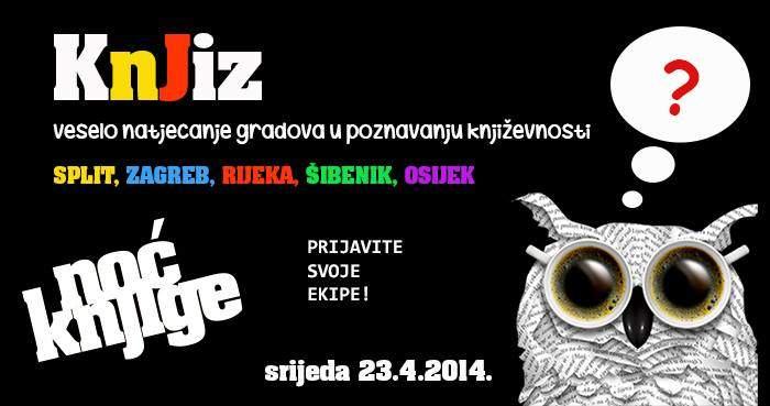 KNJIZ: Posebno izdanje pub kviza u Azimutu u organizaciji Noći knjige