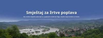 Dirljiva nesebičnost: na FB stranici Smještaj za žrtve poplave nude se kuće, vikendice…