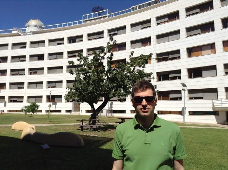 Astrofizičar Petar Mimica