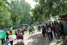 Proslava 1. svibnja na slapovima Krke 236