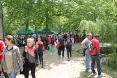 Proslava 1. svibnja na slapovima Krke 238