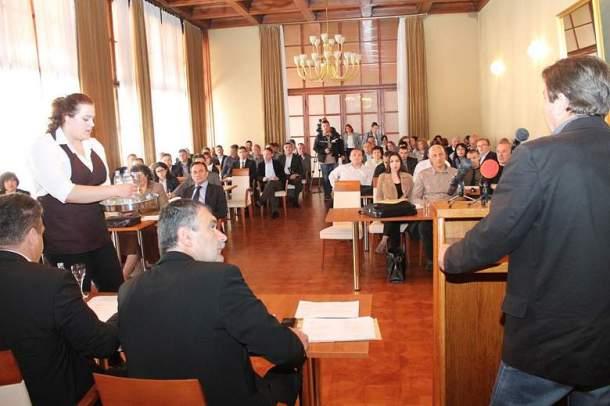 Sjednica Županijske skupštine Šibensko-kninske županije (2)