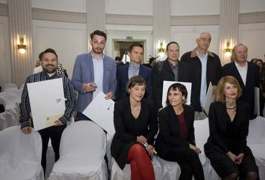 Dobitnici HND-ovih nagrada (foto: Facebook HND)