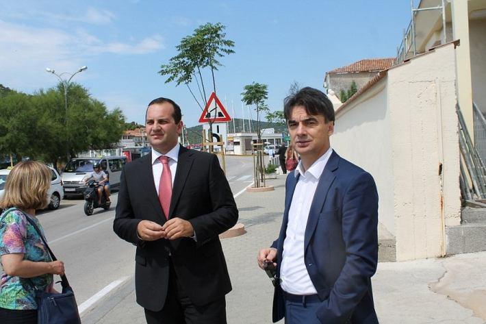 Potpredsjednik Vlade RH Branko Grčić u Tisnom (Foto H. Pavić) (6)